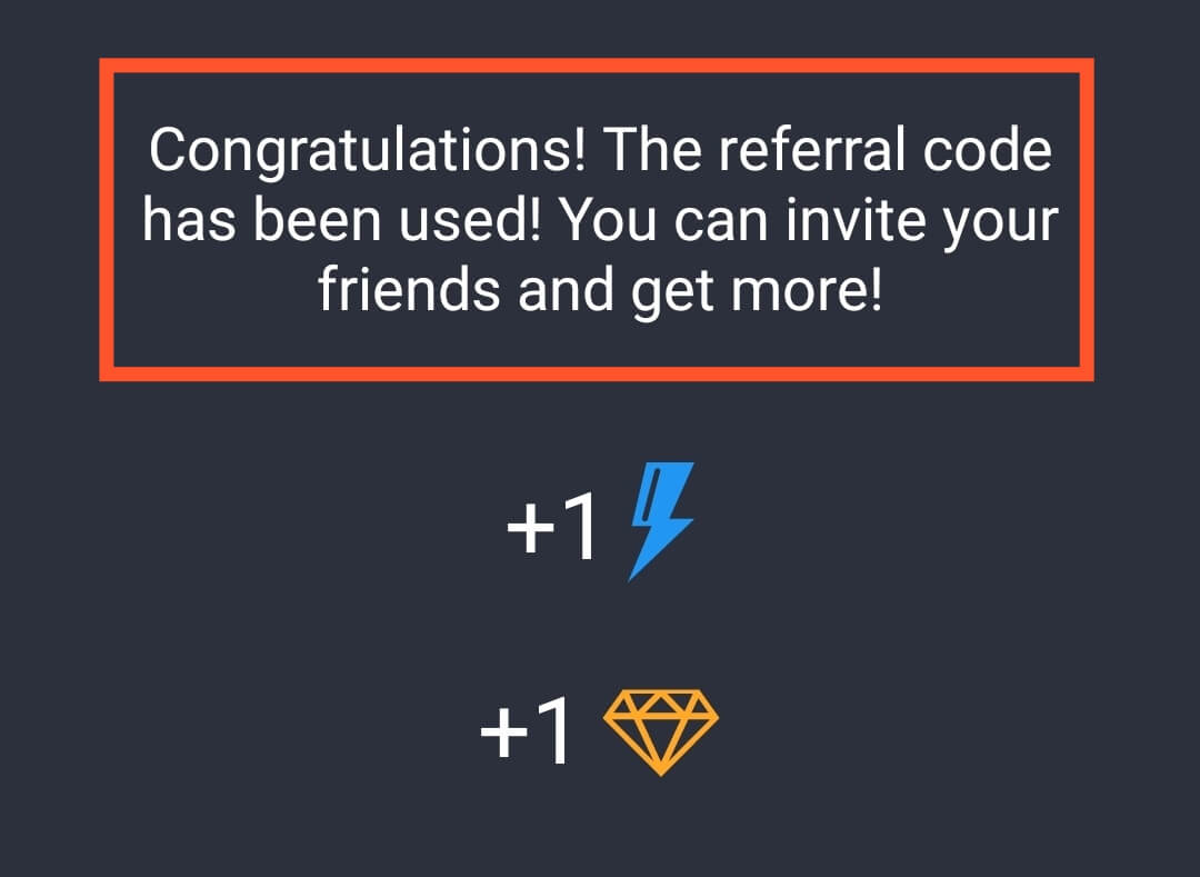 Referral Bonus