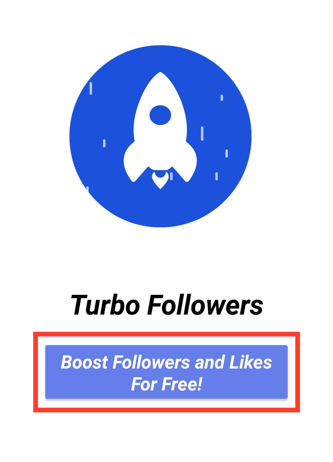 Boost Follower and Likes