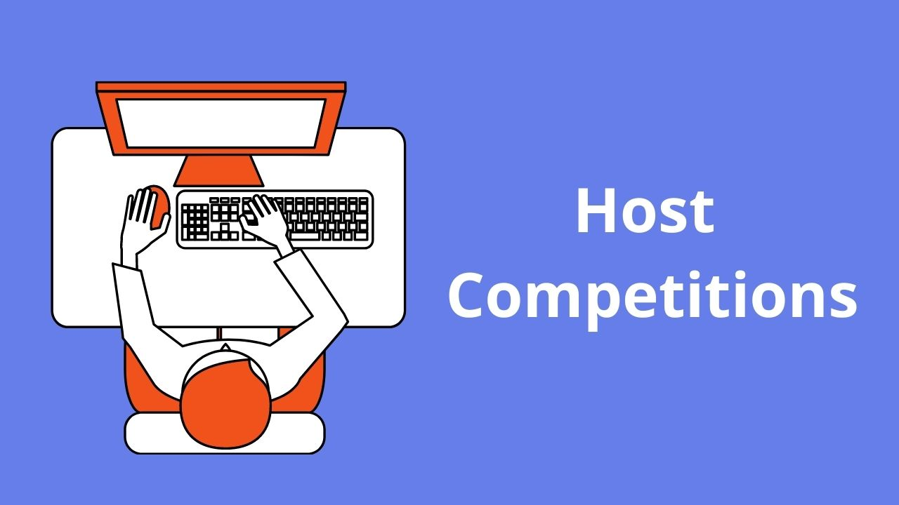 Host Competitions