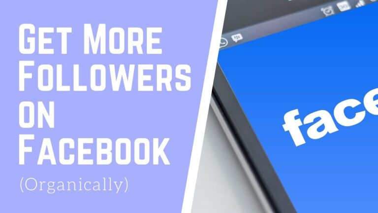 Get More Followers on Facebook