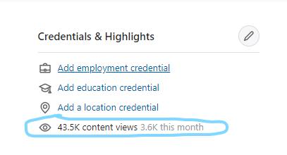 Quora Content Views