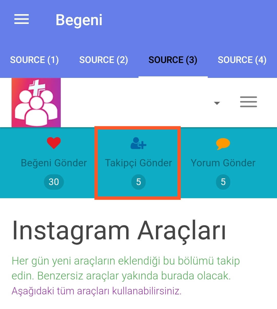 Select Instagram Followers