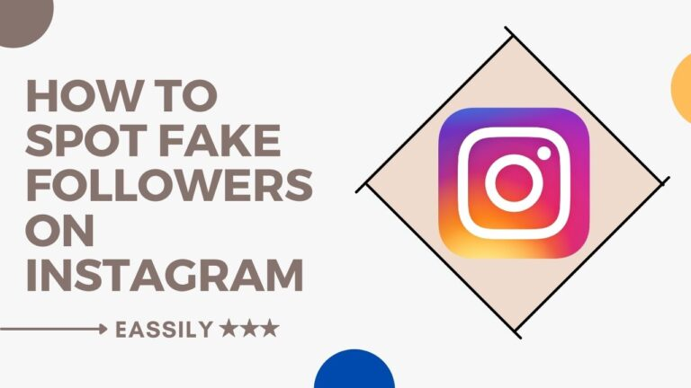 Spot Fake Followers on Instagram